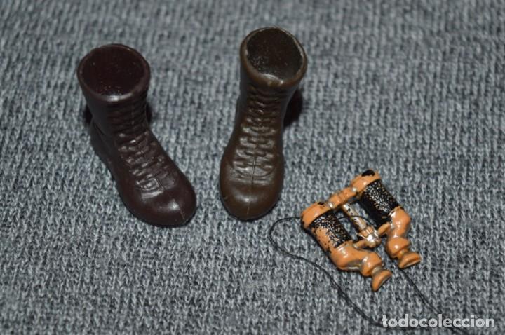 Madelman: Lote 17- Piezas/accesorios variados de MADELMAN antiguo / Todo original MADEL ¡Mirar fotos/detalles! - Foto 22 - 225369680