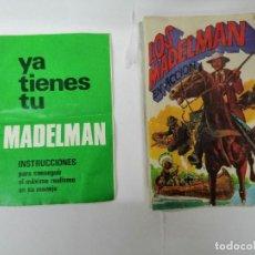 Madelman: CATALOGOS MADELMAN SEGUNDA GENERACION. Lote 225960110