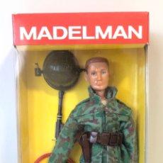 Madelman: MADELMAN ALTAYA SOLDADO ANTITANQUE NUEVO EN CAJA, NÚMERO 16. Lote 227980975