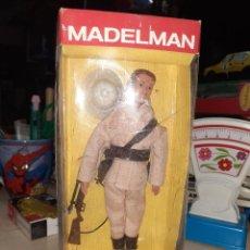 Madelman: MADELMAN CAZADOR SAFARI.EDICIÓN ALTAYA.. Lote 251328250
