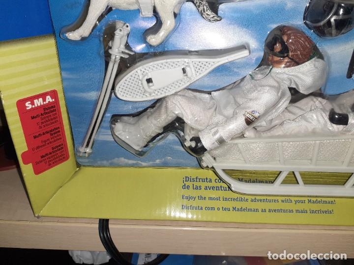 Madelman: Madelman Comando Artico.Popular de Juguetes.Set completo con dos muñecos. - Foto 4 - 233908375
