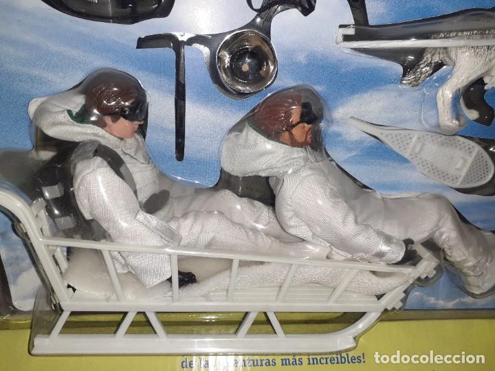 Madelman: Madelman Comando Artico.Popular de Juguetes.Set completo con dos muñecos. - Foto 6 - 233908375