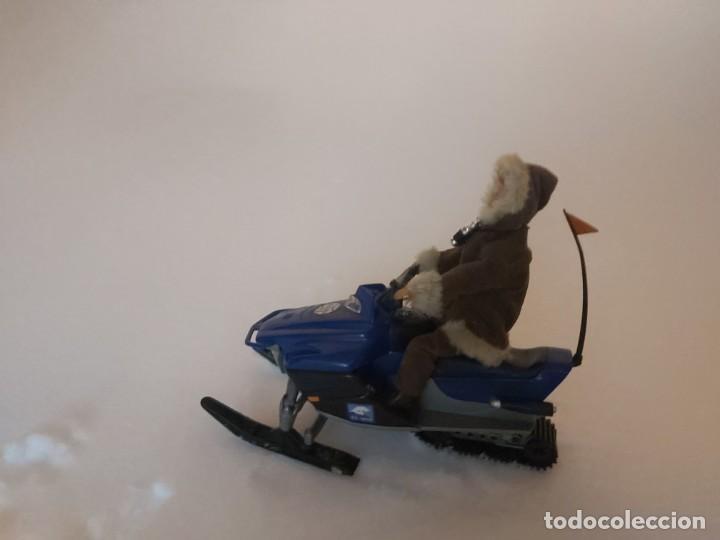 Madelman: Madelman MDE moto de nieve azul - Foto 3 - 234937010