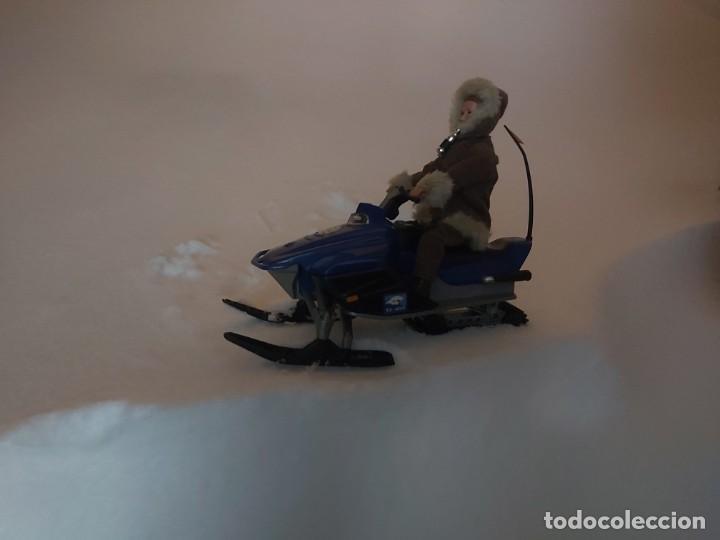Madelman: Madelman MDE moto de nieve azul - Foto 4 - 234937010