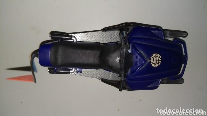 Madelman: Madelman MDE moto de nieve azul - Foto 5 - 234937010