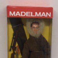 Madelman: MADELMAN ALTAYA EXPEDICIÓN EXPLORADOR POLAR NUEVO EN CAJA, NÚMERO 6. Lote 238097820