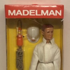 Madelman: MADELMAN ALTAYA ESPELEOLOGO NUEVO EN CAJA, NÚMERO 7. Lote 238099960