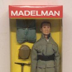 Madelman: MADELMAN ALTAYA TROPA DE MONTAÑA NUEVO EN CAJA, NÚMERO 13. Lote 238108055
