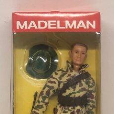 Madelman: MADELMAN ALTAYA GUÍA SAFARI NUEVO EN CAJA, NÚMERO 17. Lote 238108590