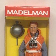 Madelman: MADELMAN ALTAYA MARINERO PORTAAVIONES NUEVO EN CAJA, NÚMERO 5. Lote 238111285
