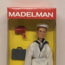 Madelman: MADELMAN ALTAYA MARINERO NUEVO EN CAJA, NÚMERO 12. Lote 238118185