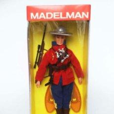 Madelman: MADELMAN ALTAYA POLICIA MONTADA DE CANADA. Lote 238486375