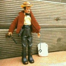 Madelman: MADELMAN ¡ORIGINAL! - SHERIFF 2ª GENERACIÓN (AÑOS 1976-83) SERIE OESTE -REF. 502 MADEL MAD. IN SPAIN. Lote 240746345