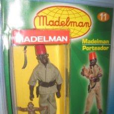 Madelman: MADELMAN PORTEADOR CON FASCICULO NUMERO 11 DE ALTAYA NUEVO EN CAJA. Lote 243281065