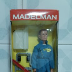 Madelman: MADELMAN ESTACION DE SERVICIO ALTAYA NUEVO SIN ABRIR. Lote 243905135