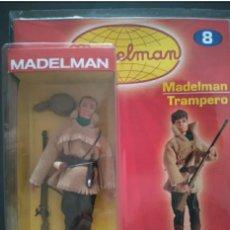 """Madelman: MUÑECO MADELMAN TRAMPERO """" NUEVO """". Lote 248118045"""