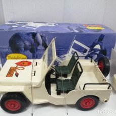 Madelman: JEEP SAFARI. Lote 251611105