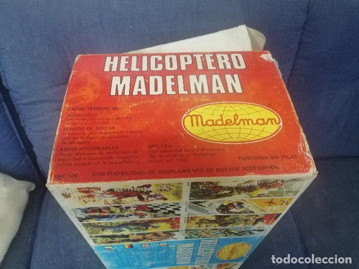 Madelman: CAJA MADELMAN HELICOPTERO - Foto 7 - 254069430