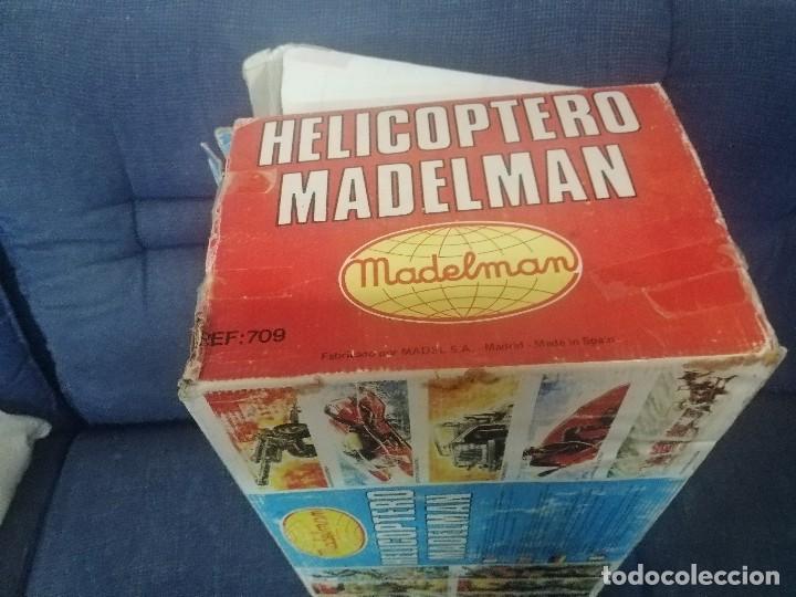 Madelman: CAJA MADELMAN HELICOPTERO - Foto 8 - 254069430