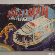 Madelman: FOLLETO CATÁLOGO MADELMAN. Lote 254287585
