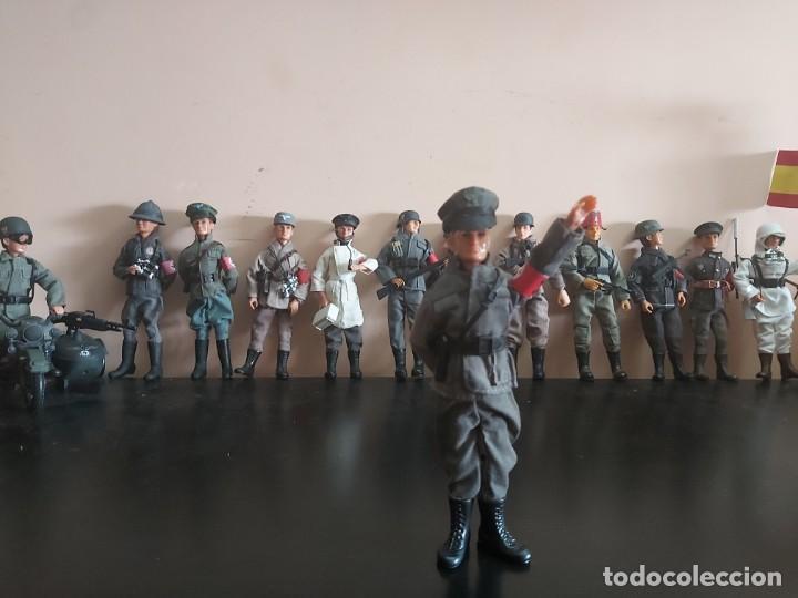 Madelman: Madelman MDE oficial aleman Segunda Guerra Mundial. III Reich. IIWW. Gestapo, SS, nazi. - Foto 2 - 254525835
