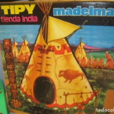 Madelman: MADELMAN TIPY TIENDA INDIA ORIGINAL EN CAJA AÑOS 70-80 REFERENCIA 716. Lote 255519935