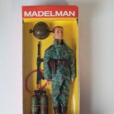 Madelman: MADELMAN ALTAYA SOLDADO ANTITANQUE NUEVO EN CAJA, NÚMERO 16. Lote 258129625