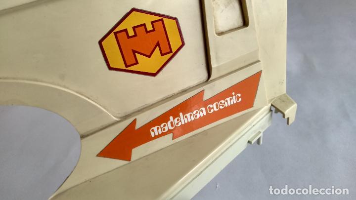 Madelman: MADELMAN COSMIC , PARTE EXTERIOR SUPERIOR DE LA NAVE M7X - Foto 5 - 260754065
