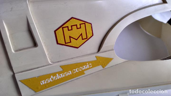 Madelman: MADELMAN COSMIC , PARTE EXTERIOR SUPERIOR DE LA NAVE M7X - Foto 6 - 260754065