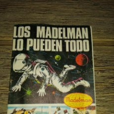 Madelman: CATALOGO LOS MADELMAN LO PUEDEN TODO - FABRICADO POR MADEL 1975 - MADELMAN ORIGINAL -. Lote 263125925