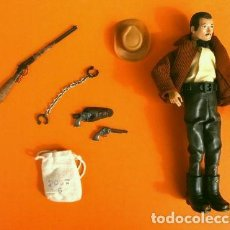 Madelman: MADELMAN ¡ORIGINAL 2ª GENERACIÓN! - SHERIFF (AÑOS 1976-83) SERIE OESTE -REF. 502 MADEL MAD. IN SPAIN. Lote 264132395
