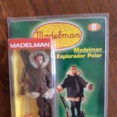 Madelman: MADELMAN EXPLORADOR POLAR ALTAYA. Lote 264513099