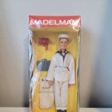 Madelman: MADELMAN ALTAYA MARINERO NUEVO EN CAJA, NÚMERO 12. Lote 266784324