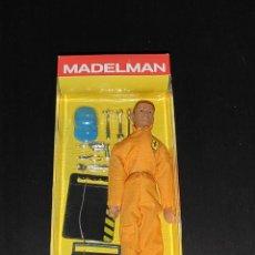 Madelman: MADELMAN COLECCION ALTAYA N°27 MECÁNICO DE BOXES. Lote 267468919