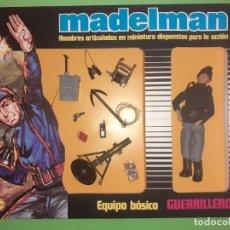 Madelman: GUERRILLERO EN CAJA REF. 512 MADELMAN ORIGINAL. Lote 268171214