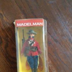 Madelman: MADELMAN POLICIA MONTADA DE CANDA ED ALTAYA. Lote 269689543