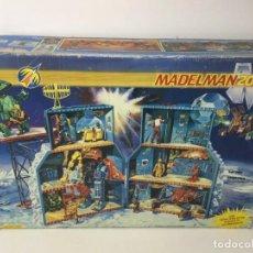 Madelman: MADELMAN 2050 BASERTRON CON CAJA EXÍN. Lote 270117268