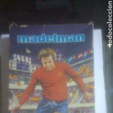 Madelman: MADELMAN ORIGINAL. CAJA VACIA FUTBOLISTA DE ARGENTINA. LA MÁS DIFICIL DE TODAS. VER FOTOS.. Lote 271913938