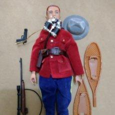 Madelman: MADELMAN, POLICÍA CANADÁ ALTAYA, COMO SE VE. Lote 272007728