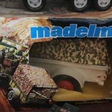 Madelman: REMOLQUE MADELMAN SAFARI. Lote 277175173