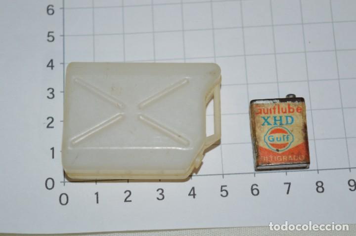Madelman: Lote 20- Piezas/accesorios variados de MADELMAN antiguo / Todo original MADEL ¡Mirar fotos/detalles! - Foto 2 - 282193798