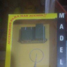 Madelman: MADELMAN ORIGINAL. TRANSMISIONES NUEVA A ESTRENAR. C 10. VER FOTOS.. Lote 283850103