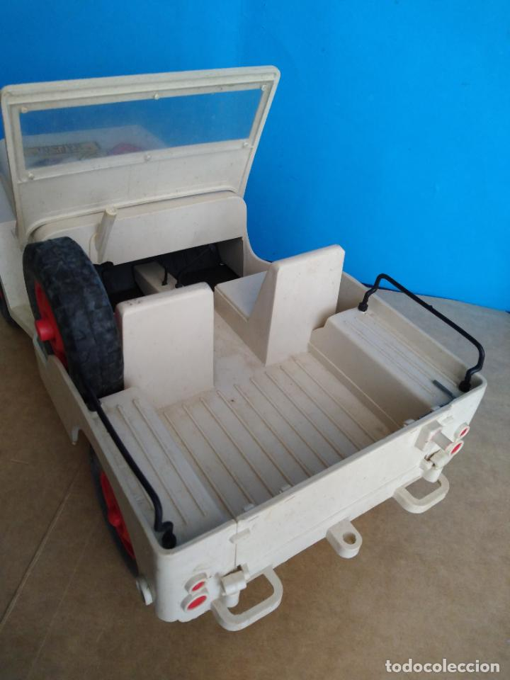 Madelman: caja jeep safari madelman original asientos duros - Foto 9 - 287848718