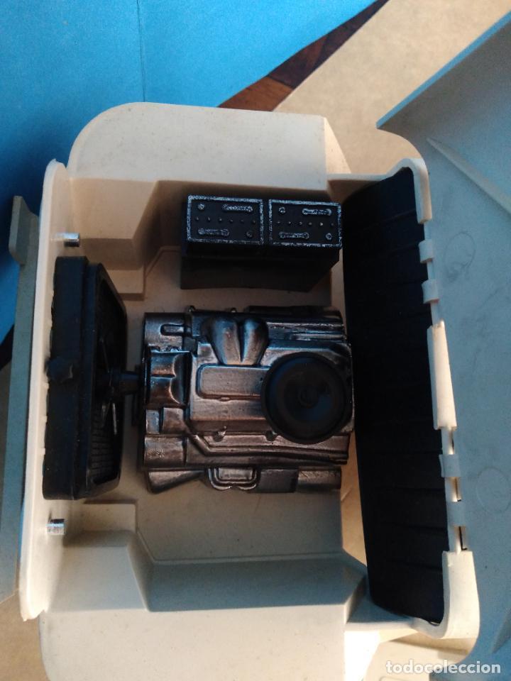 Madelman: caja jeep safari madelman original asientos duros - Foto 11 - 287848718