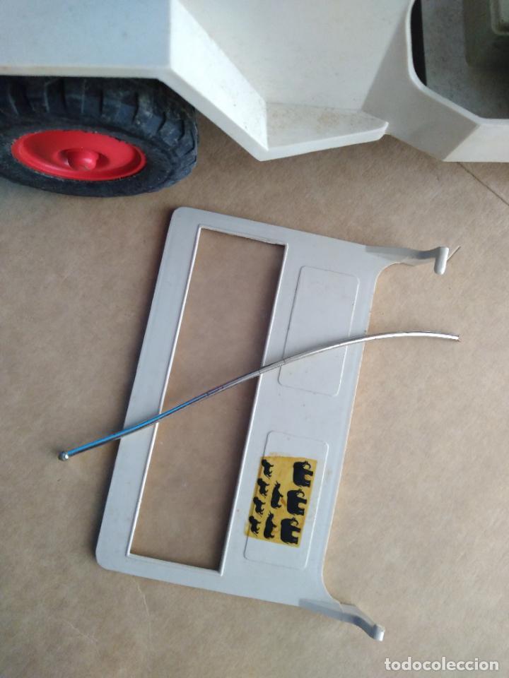 Madelman: caja jeep safari madelman original asientos duros - Foto 12 - 287848718