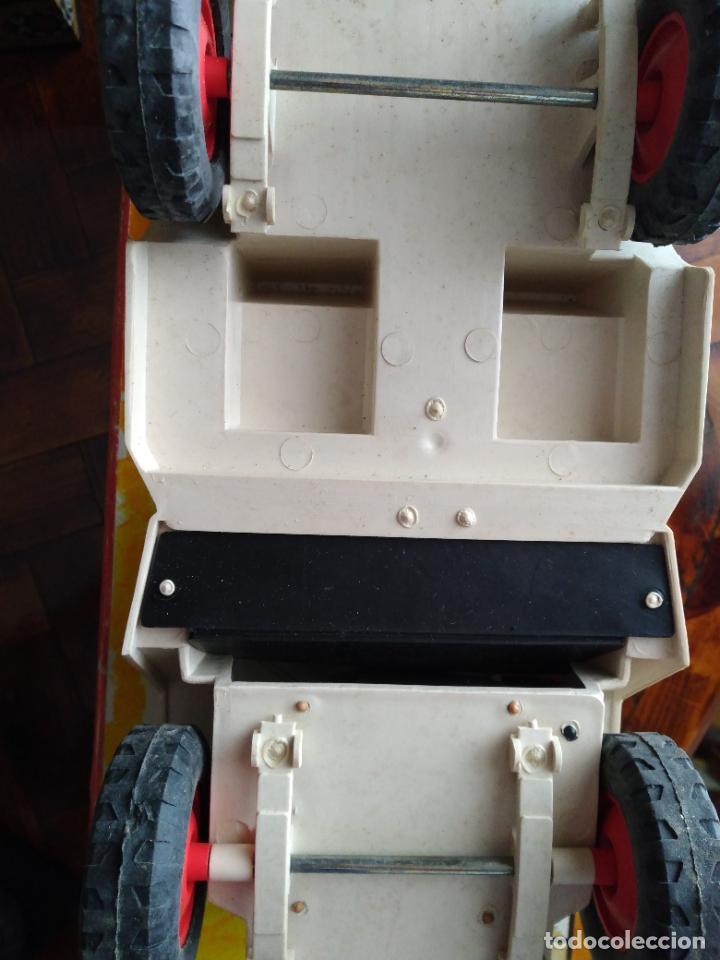 Madelman: caja jeep safari madelman original asientos duros - Foto 13 - 287848718