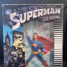 Madelman: MADELMAN SUPERMAN EN CAJA SIN ABRIR LOTE DE JUGUETES ORIGINALES. Lote 288340403