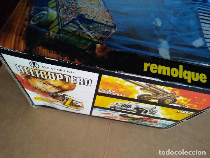 Madelman: remolque con su caja madelman original - Foto 2 - 288468128
