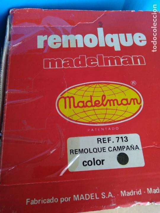 Madelman: remolque con su caja madelman original - Foto 3 - 288468128