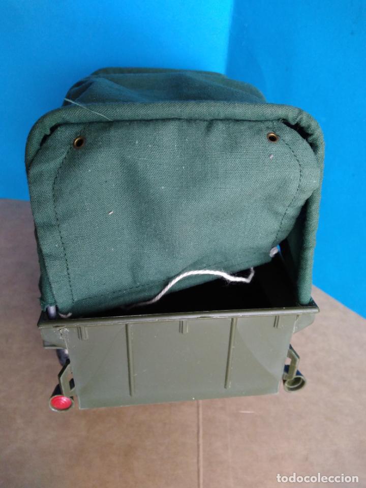 Madelman: remolque con su caja madelman original - Foto 6 - 288468128